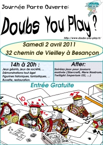 Doubs you play