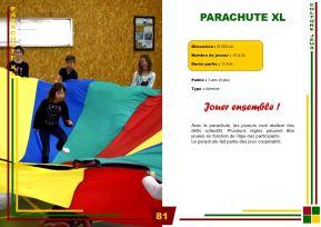 p81-parachute XL