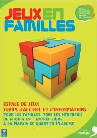 Jeux en familles