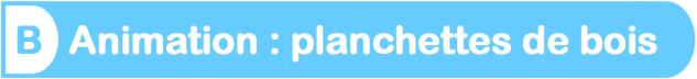 B-planchettes