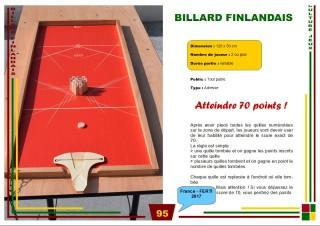 p95-billard finlandais