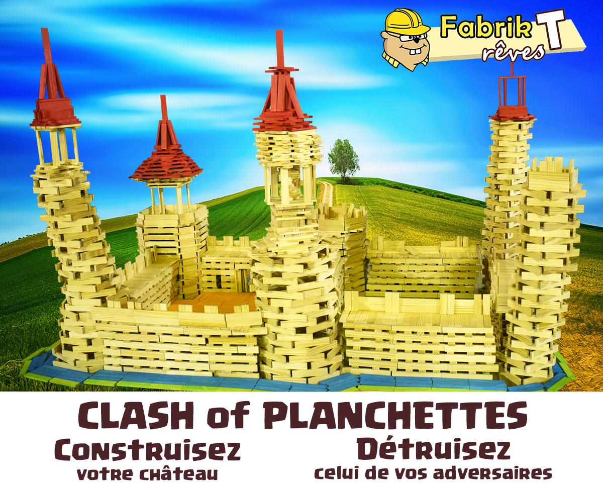 Clash of planchette