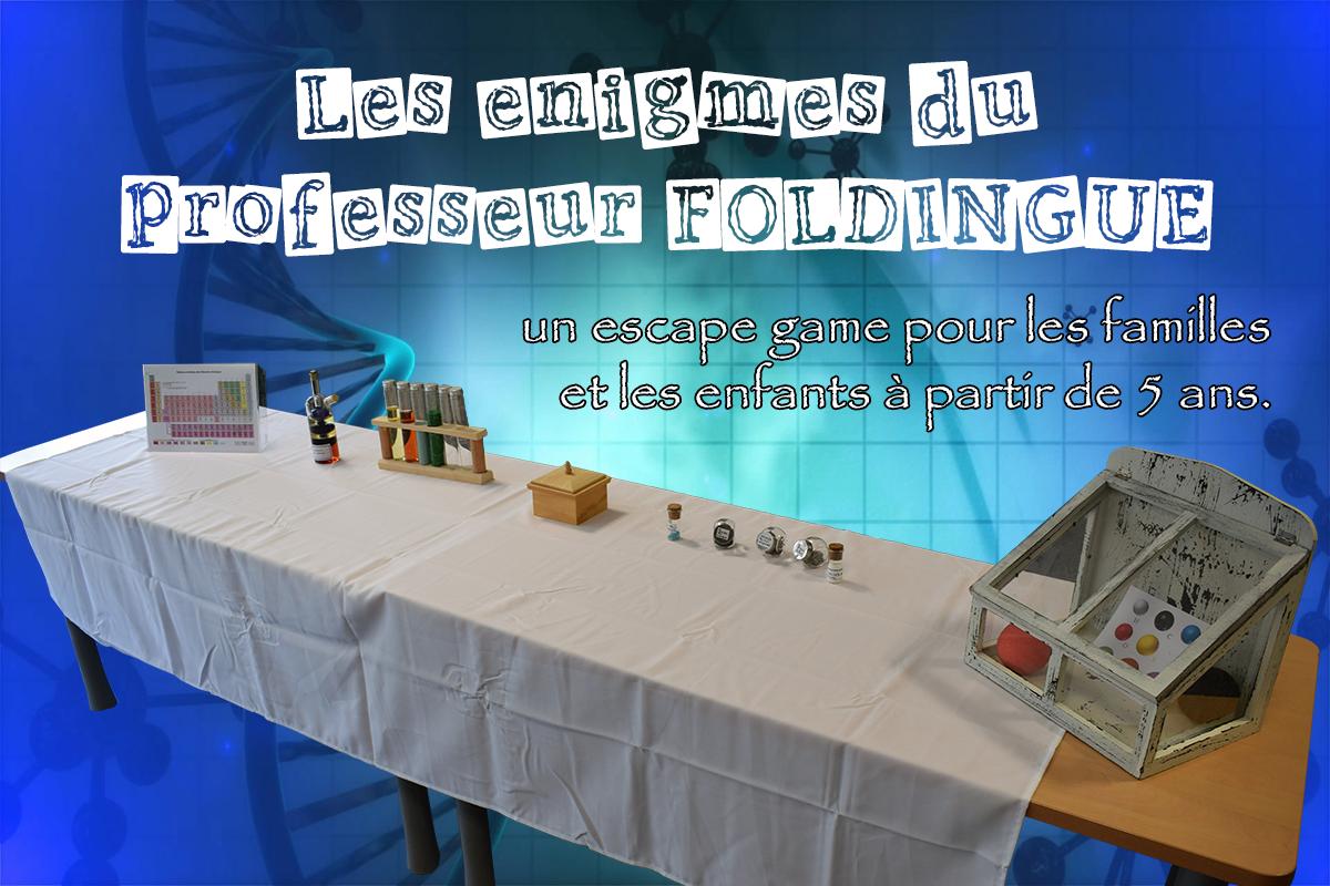 pr foldingue